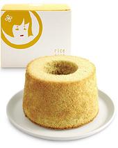 純米シフォンケーキ 練乳バナナ
