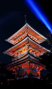 清水寺 夏の夜の特別拝観