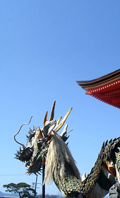 清水寺の青龍会(せいりゅうえ)