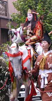 平安神宮の時代祭