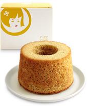 純米シフォンケーキ アップルシナモン